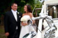 1929 Pierce Arrow Essex Wedding Car