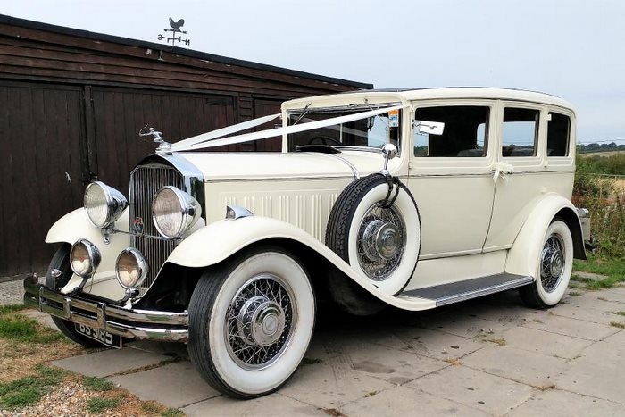 1929 Pierce-Arrow