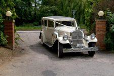 1930 Pierce Arrow Essex Wedding Car