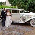 1930 Pierce-Arrow Essex Wedding Car Stifford Moat House