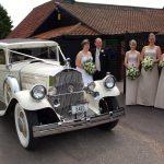 1930 Pierce-Arrow Essex Wedding Car Ye Olde Plough House