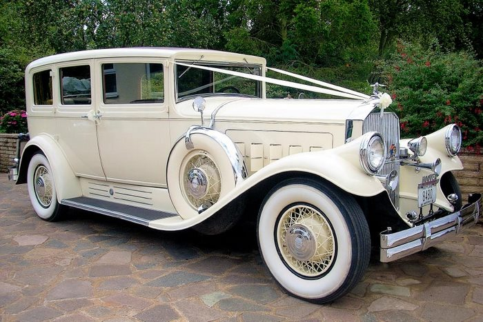 1930 Pierce-Arrow