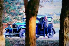 1931 Humber 1650 TV Essex Wedding Car