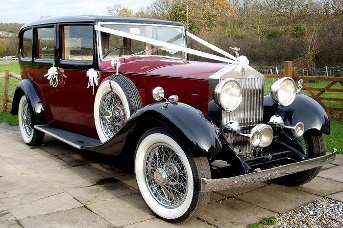 1934 Rolls Royce 2025