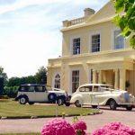 1938 Rolls-Royce Wraith And 1958 Vanden Plas Princess The Lawn