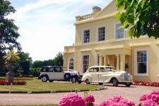 1938 Rolls-Royce Wraith And 1958 Vanden Plas Princess The Lawn