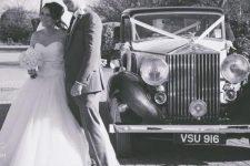 1938 Rolls Royce Wraith Essex Wedding Car
