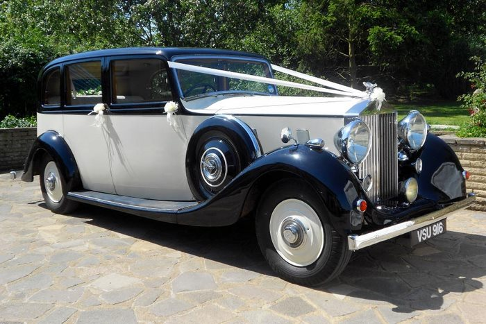 1938 Rolls-Royce Wraith Limousine