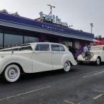 1939 And 1954 Rolls-Royce Wraith Essex Wedding Car Talk Nightclub