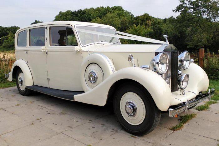 1939 Rolls-Royce Wraith A