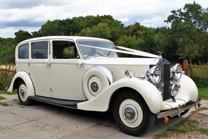 1939 Rolls-Royce Wraith B