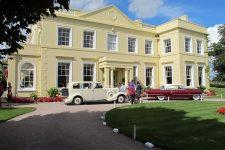 1934 Rolls Royce And 1956 Cadillac Sedan De Ville Essex Wedding Cars