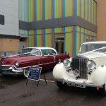 1939 Rolls Royce Wraith And 1956 Cadillac Sedan-De-Ville Essex Wedding Cars Unit