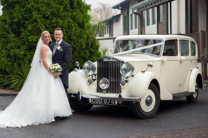 1939 Rolls Royce Wraith Essex Wedding Car