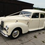 1949 Humber Pullman Limousine Essex Wedding Car