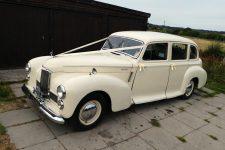 1949 Humber Pullman Limousine Essex Wedding Car
