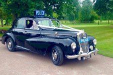 1951 Wolseley 680 Police Car Essex Wedding Car