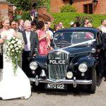 1951 Wolseley 680 Police Essex Wedding Car Stockbrook Manor