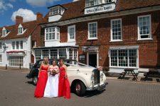 1953 Rolls-Royce Wraith Essex Wedding Car