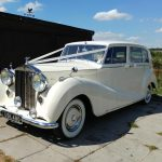 1953 Rolls-Royce Wraith Essex Wedding Car