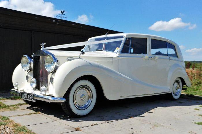 1953 Rolls Royce Wraith