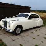 1954 Jaguar MK7 Saloon Essex Wedding Car