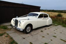 1954 Jaguar MK7 Saloon Essex Wedding Car