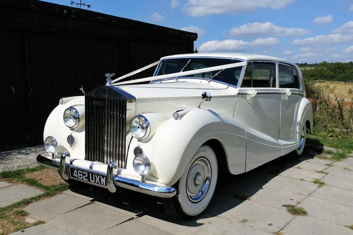 Wedding Car Essex 1954 Rolls Royce Silver Wraith Touring Limousine