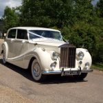 1954 Rolls-Royce Wraith Essex Wedding Car