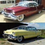 1956 Cadillac Essex Wedding Cars
