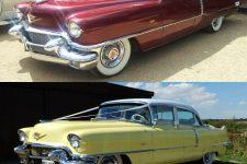 1956 Cadillac Essex Wedding Cars