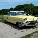 1956 Cadillac Formal Sedan Essex Wedding Car