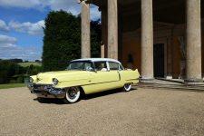 1956 Cadillac Formal Sedan Essex Wedding Car