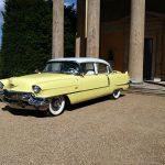 1956 Cadillac Formal Sedan Essex Wedding Car Oxford