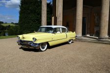 1956 Cadillac Formal Sedan Essex Wedding Car Oxford