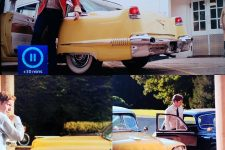 1956 Cadillac Formal Sedan Essex Wedding Car TV