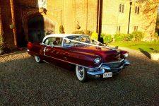 1956 Cadillac Sedan De Ville Essex Wedding Car