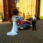 1956 Cadillac Sedan-De-Ville Essex Wedding Car Leez Priory