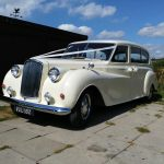 1958 Austin Vanden Plas Princess Essex Wedding Car