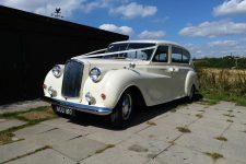 1958 Austin Vanden Plas Princess Essex Wedding Car
