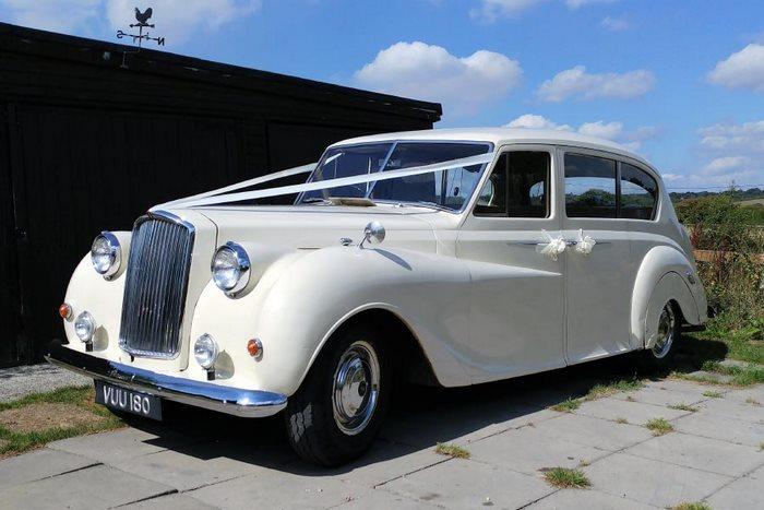 1958 Vanden Plas Princess