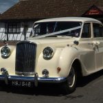 1960 Austin Vanden Plas Princess Essex Wedding Car