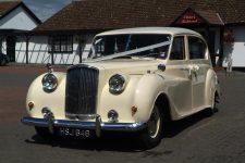 1960 Austin Vanden Plas Princess Essex Wedding Car