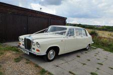 1982 Daimler DS420 Limousine Essex Wedding Car