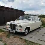 1982 Daimler DS420 Limousine Essex Wedding Car
