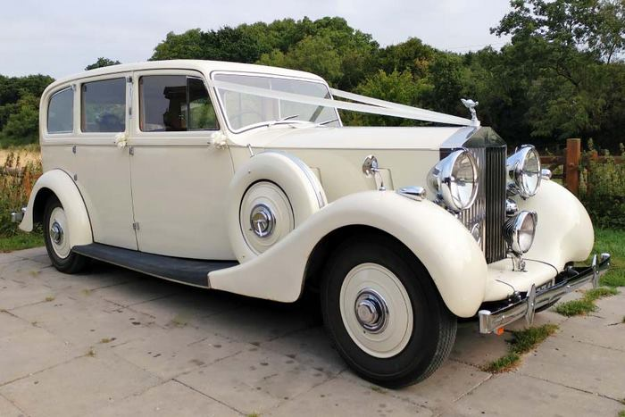 Wedding Cars Essex Classic Amp Vintage Weddings Car Hire In