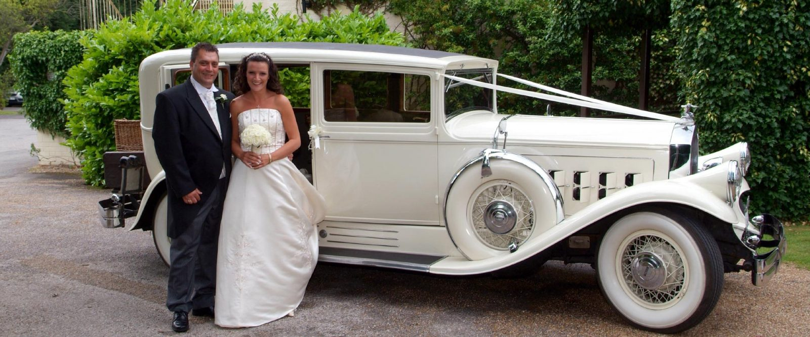 Classic Wedding Car Hire In Essex