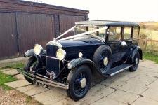 1931 Humber 1650 Saloon