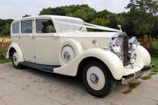 1939 Rolls Royce Wraith A