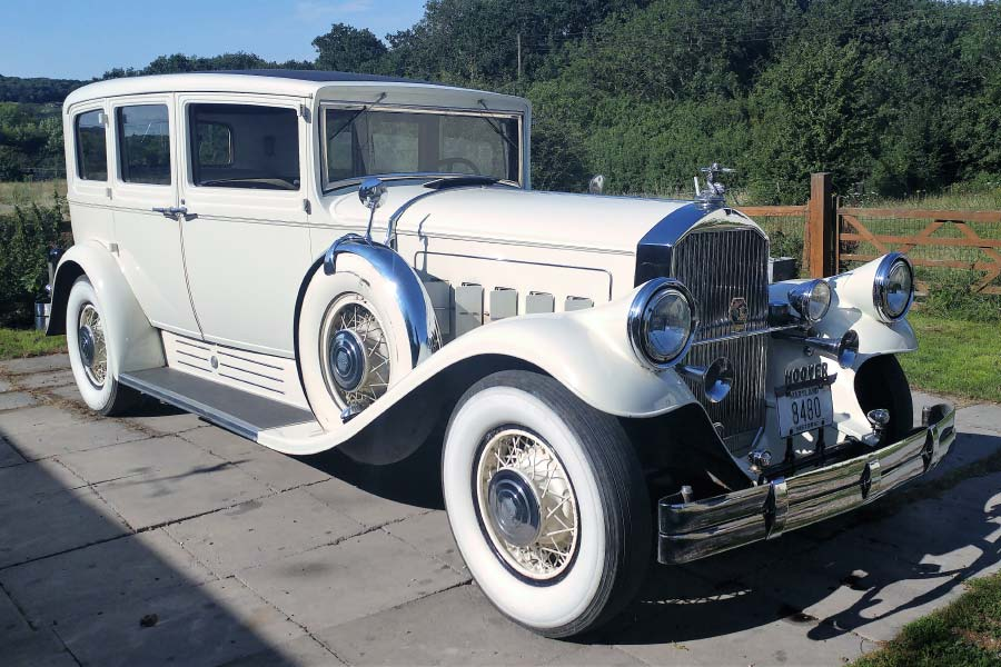 1930 Pierce Arrow Limousine Action Car